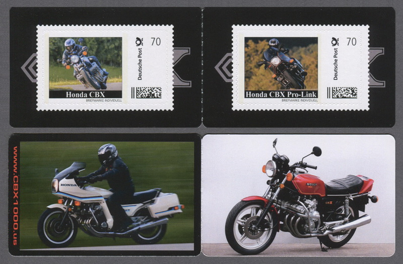 CBX1000.us CBX Limited Edition postage stamp set!