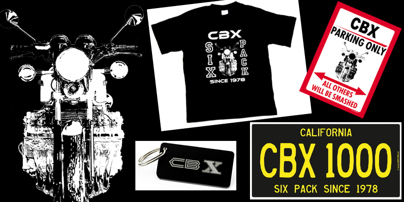 CBX1000.US - The Online Store for Honda CBX owners and fans
